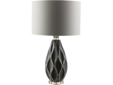 Surya Rugs Bethany Gray Table Lamp 534241