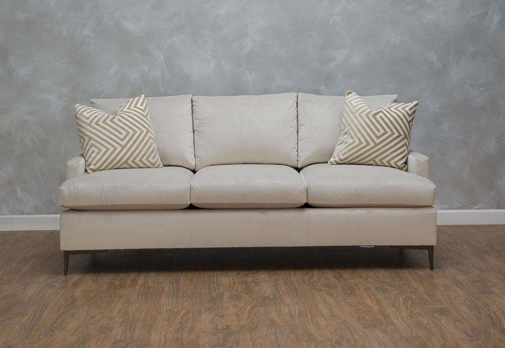 Theodore Alexander Living Room Cody Sofa 546653   Kittleu0027s Furniture    Indiana