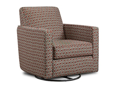 Fusion Lagrange Accent Swivel Glider 531001