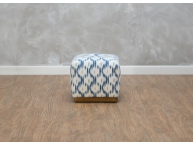 Highland House Hip To Be Square Ottoman 549664