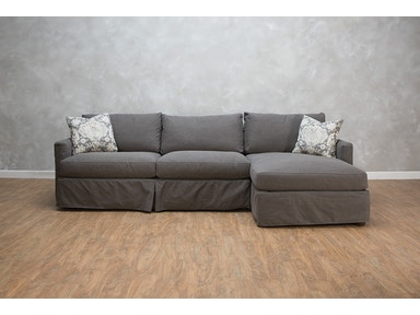 Klaussner Leisure 2 Piece Sectional G70308