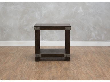 aspenhome Industrial End Table 524956