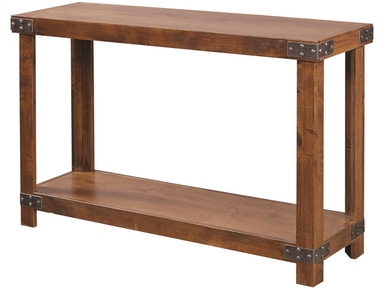 aspenhome Industrial Sofa Table 524967