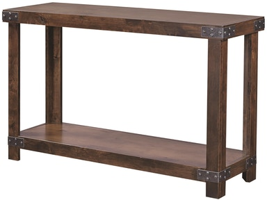 aspenhome Industrial Sofa Table 524957