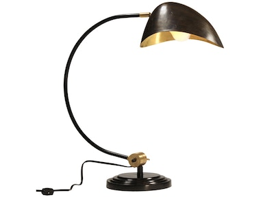 Dovetail Furniture Hamburg Table Lamp 520824