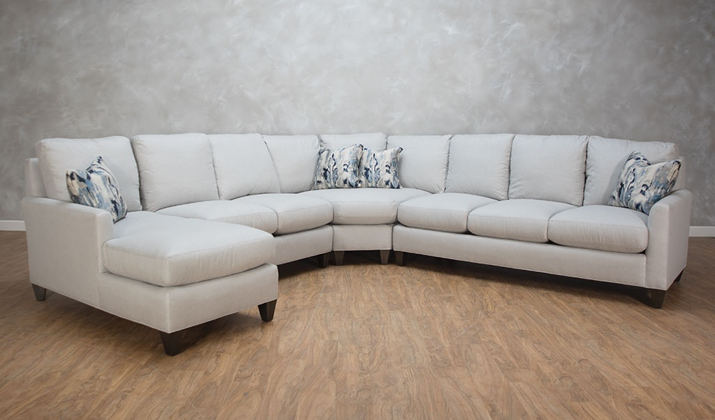Hickory White Features 4 Piece Sectional 546360  sc 1 st  Kittleu0027s Furniture : 4 piece sectional - Sectionals, Sofas & Couches