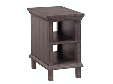 aspenhome Preferences Chairside Table - Shitake 539976