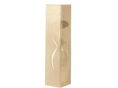 Gold Leaf Design Group Oru Female Sculpture 522313