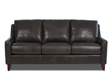 Klaussner Belton Leather Sofa 538946