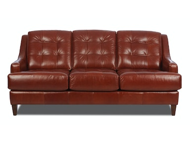 Klaussner Pinson Leather Sofa 538913
