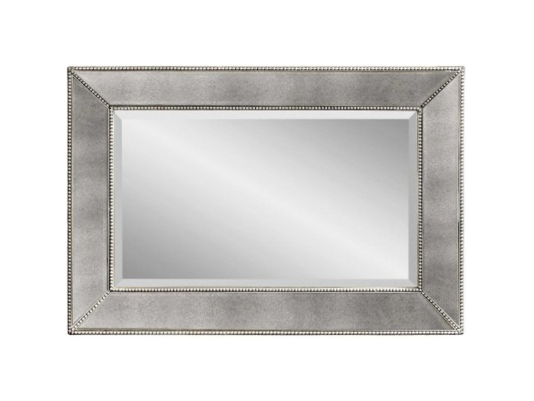 Bassett Mirror Co. Beaded Wall Mirror 525412