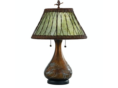 Quoizel Highland Table Lamp 525824