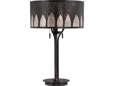 Quoizel Vega Table Lamp 525826