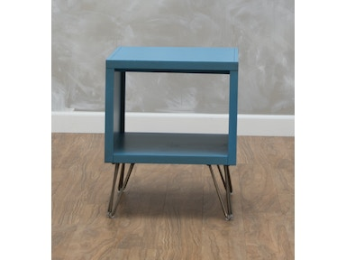 aspenhome Studio Blue End Table 547368