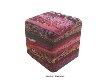 Moes Home Collection Tie Ottoman 482685