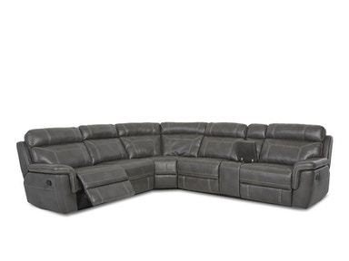 Klaussner Silas 6 Piece Sectional G65792