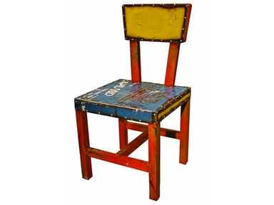 Groovy Stuff Moonshine Side Chair 515897