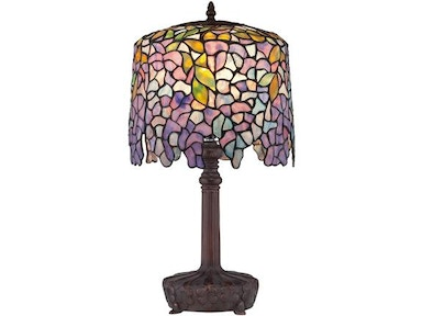 Quoizel Wisteria Table Lamp 525812