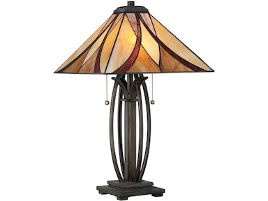 Quoizel Asheville Table Lamp 525818