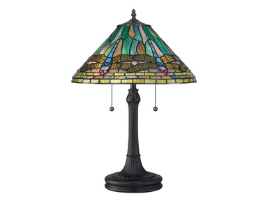 Quoizel King Table Lamp 525811