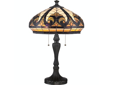 Quoizel Grand Bay Table Lamp 525822