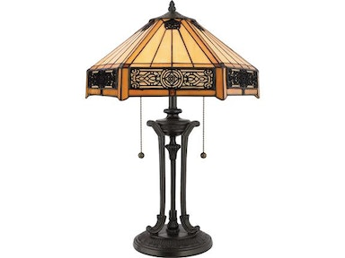 Quoizel Bragg Creek Table Lamp 525816