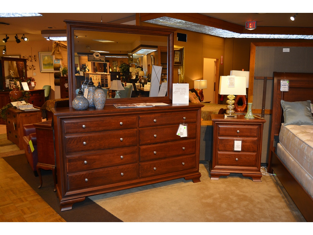 Daniel\'s Amish King Bedroom Set 30-80K-SET - Gustafson\'s Furniture ...