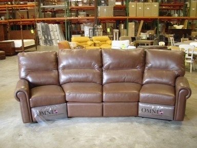 Slone Clearance Center Omnia 2 Piece Leather Sectional 363
