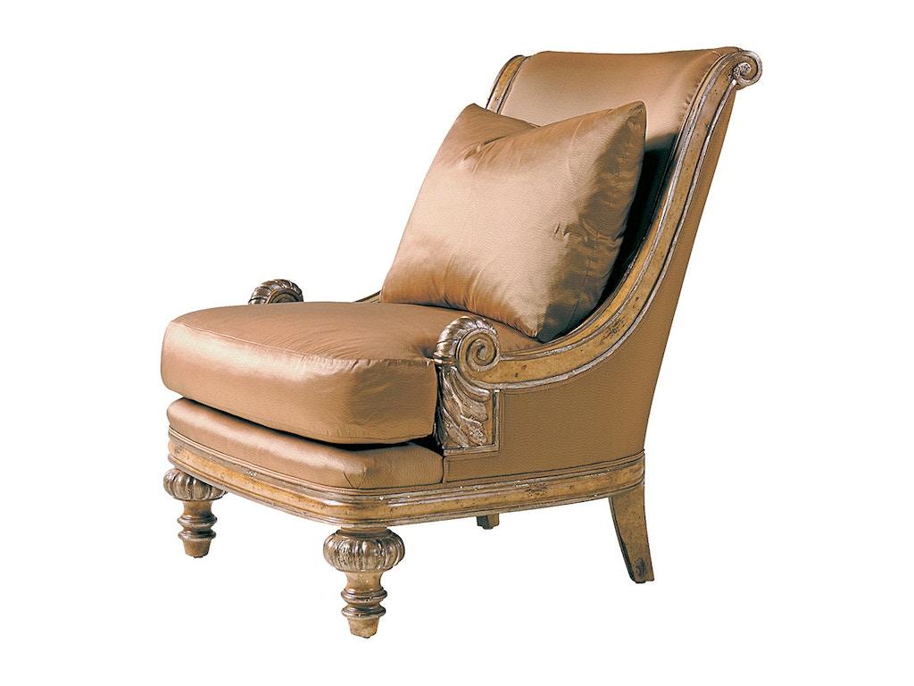 Marge Carson Living Room Huntington Manor Lounge Chair HT49 Noel – Carson Chair