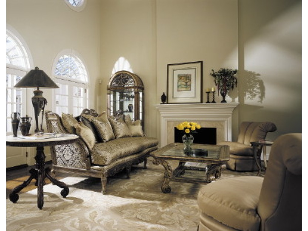 Living Room Furniture Houston Tx Marge Carson Living Room Marquesa Sofa Ma43 Noel Furniture