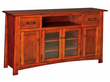 Sparrowood Craftsman Entertainment Credenza 148