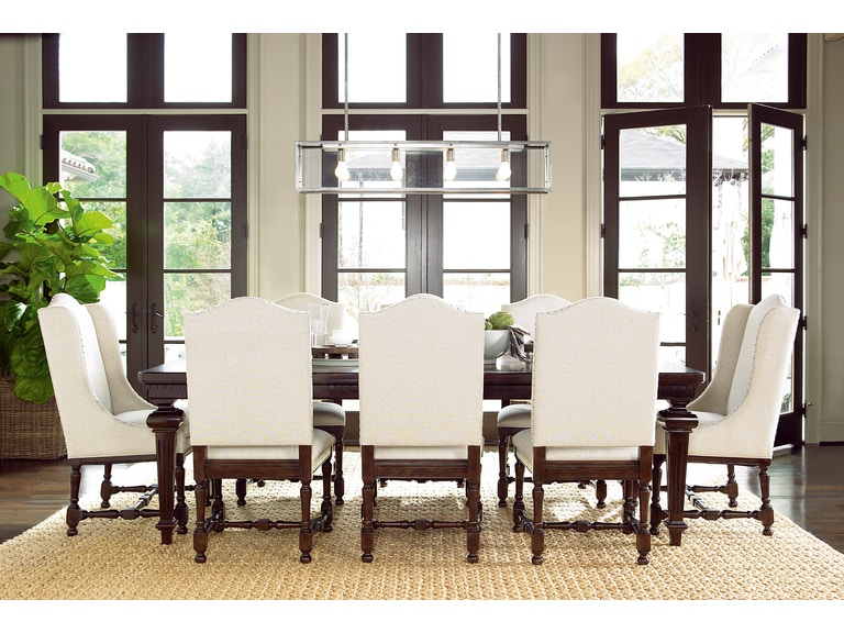 Universal Dining Room Host & Hostess Chair 629113025 - Hansens ...