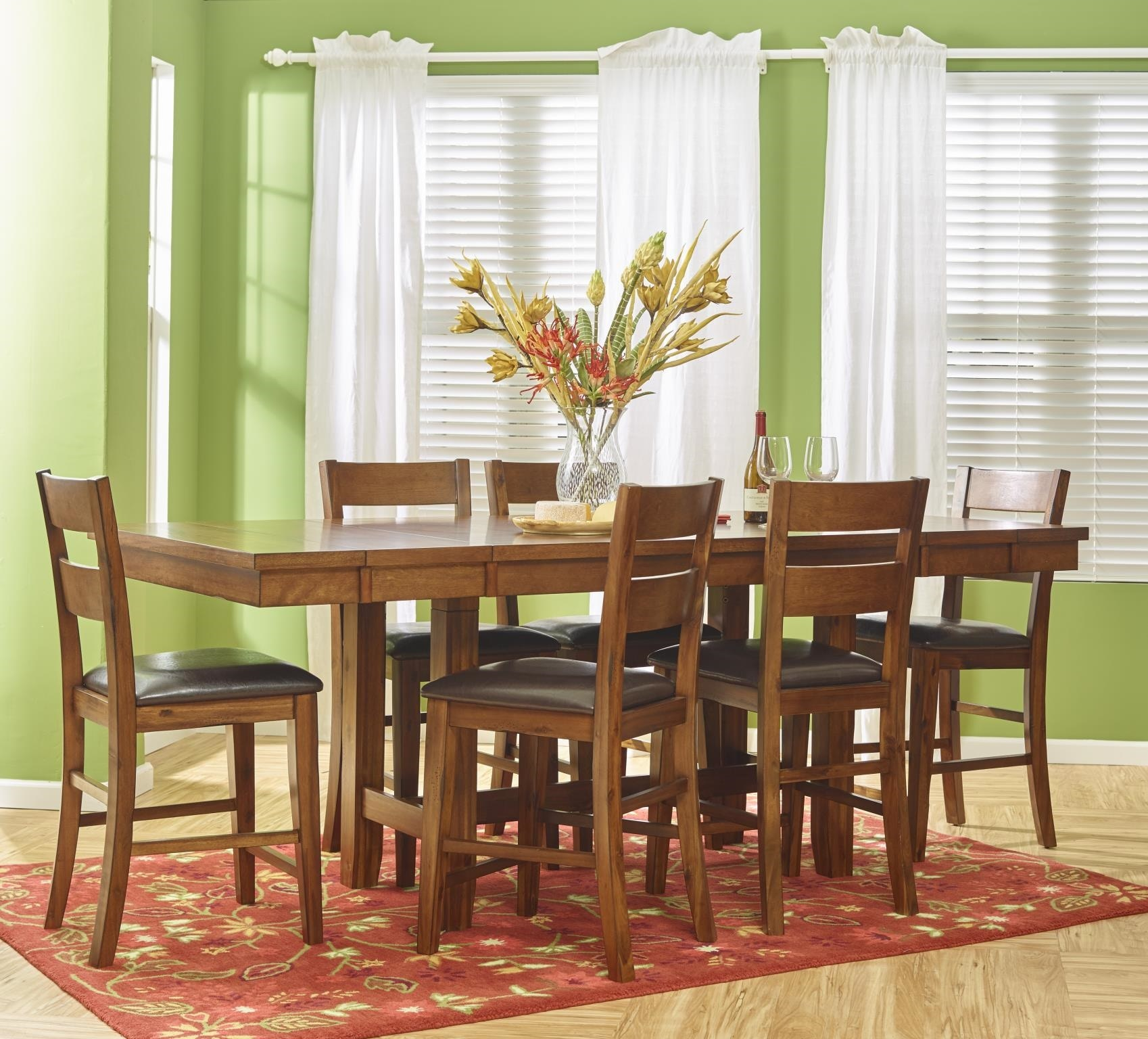 Jofran Dining Room Table amp Chairs Counter Height K698002  : 505 9320high201 from www.hansensfurniture.net size 1024 x 768 jpeg 92kB