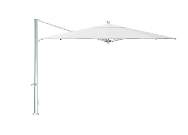 Outdoor Furniture Canopy Fabric Umbrella 124074  sc 1 st  Hansenu0027s Furniture & Outdoor Furniture Outdoor/Patio Canopy Fabric Umbrella 124074 ...