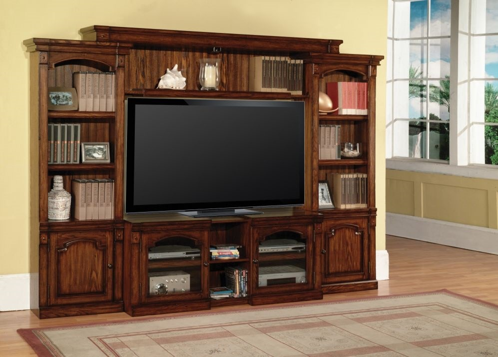 Home Entertainment Wall Units parker house home entertainment premier aspen wall unit - hansens