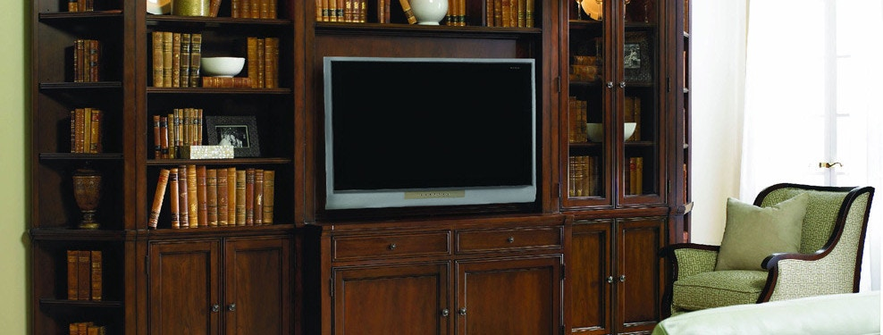 Home Entertainment Centers, TV Stands, Wall Units | Furniture Store ...