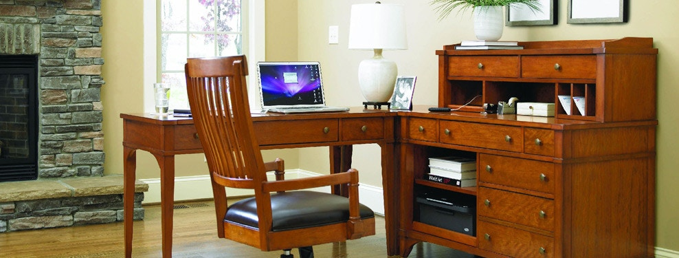 Beautiful Home Office Furniture   Desks, Chairs, Cabinets, Bookcases | Indian River  Furniture | Florida