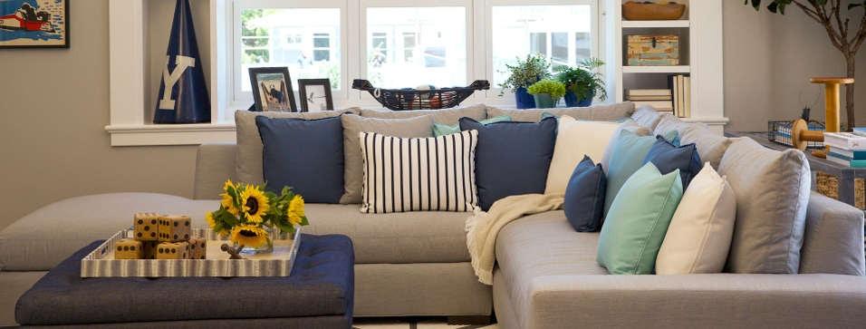 Living Room Furniture Sofas Sectionals Turner