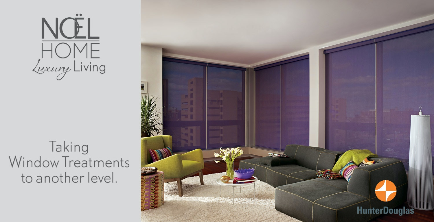 Bon Hunter Douglas Window Treatments