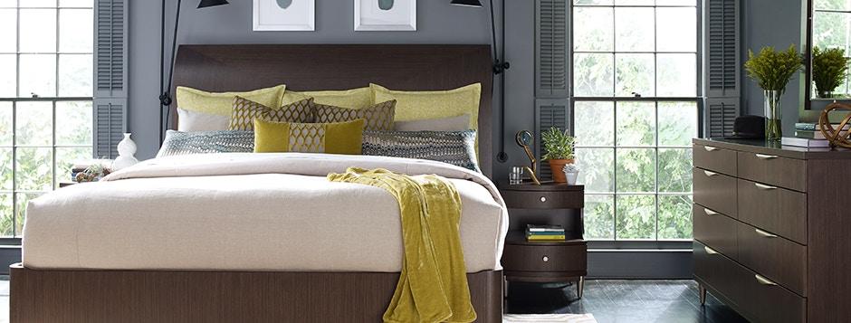 Bon Rachael Ray SoHo Bedroom Set Modern King Or Queen Bedroom Set