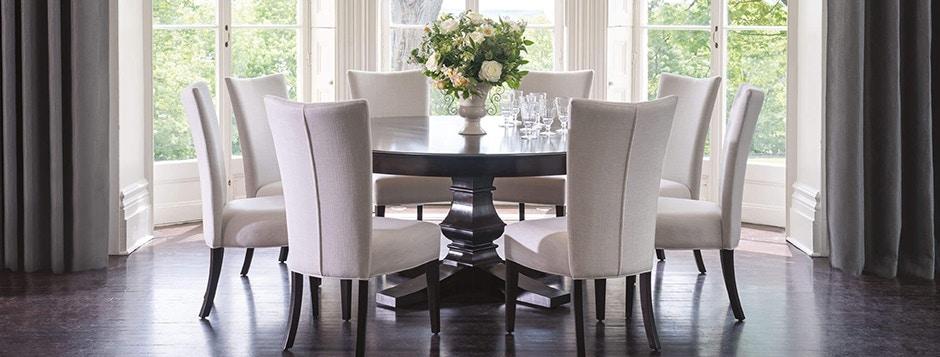 Canadel Custom Modern Formal Dining Room Furniture