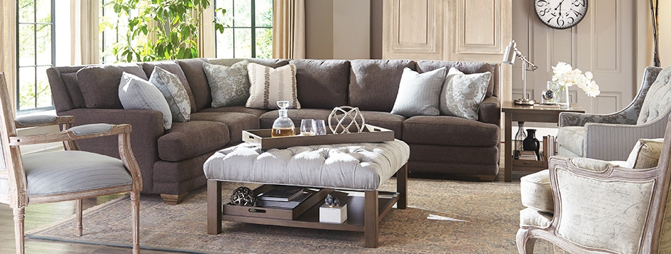 Modern Chic Farmhouse Living Room   Living Room Furniture