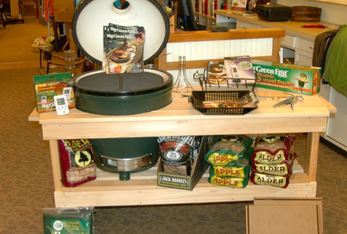 Big Green Egg Augusta GA | Augusta GA Barbecue Big Green Egg | Weinbergeru0027s  Furniture