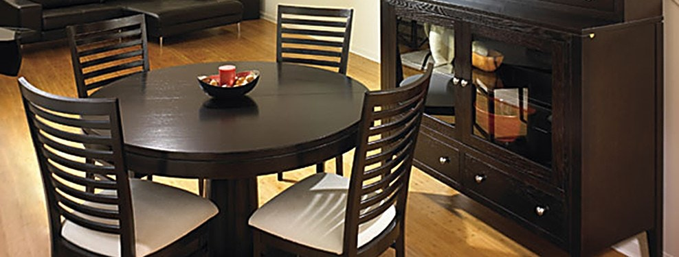 penny mustard dining room furniture