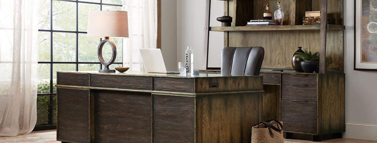 Home Office Furniture Sets Desks Kewanee Il Good S