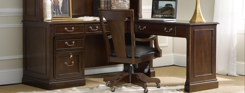 Awesome Quality Built Home Office Furniture From Hooker Hekman And Download Free Architecture Designs Scobabritishbridgeorg