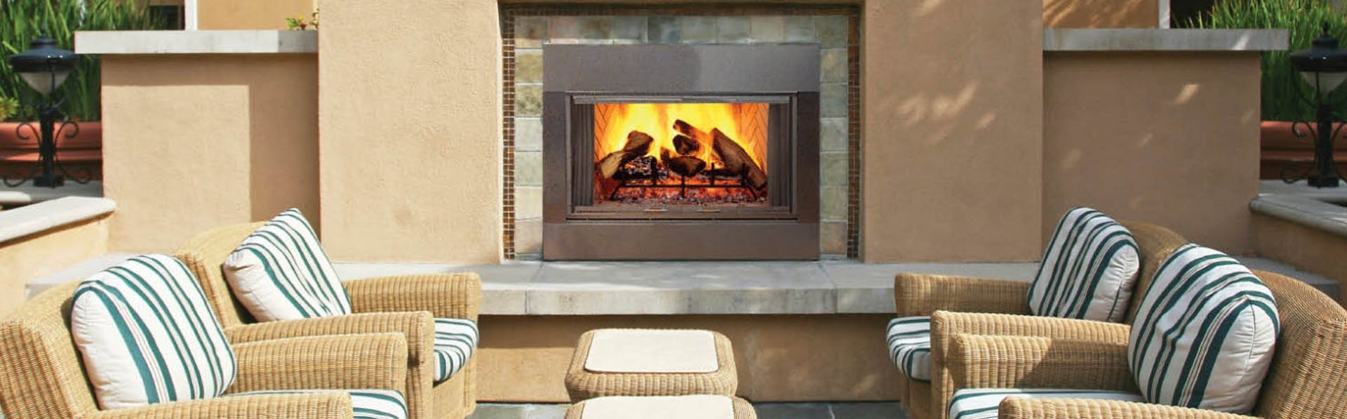 outdoor fireplaces the fire house casual living store