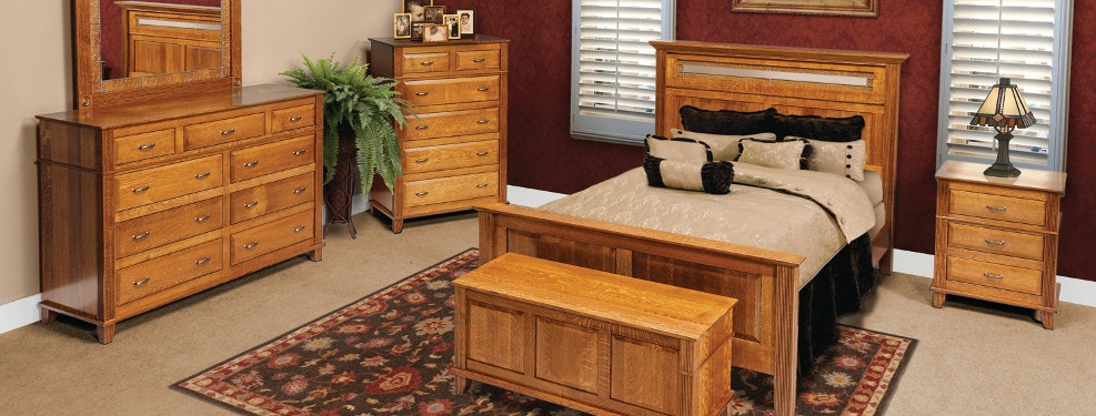 Bedroom Furniture Store Apex, NC : Visit Our Beautiful Showroom