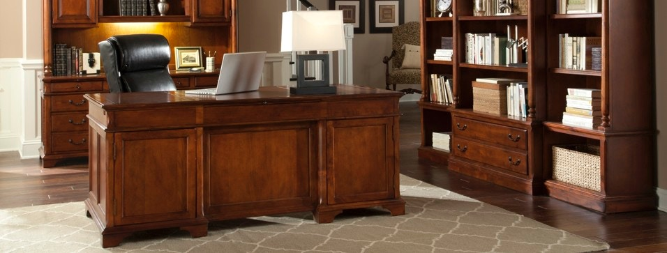 Wondrous Home Office Furniture By Georgian Furnishings Bergerhome Home Interior And Landscaping Synyenasavecom