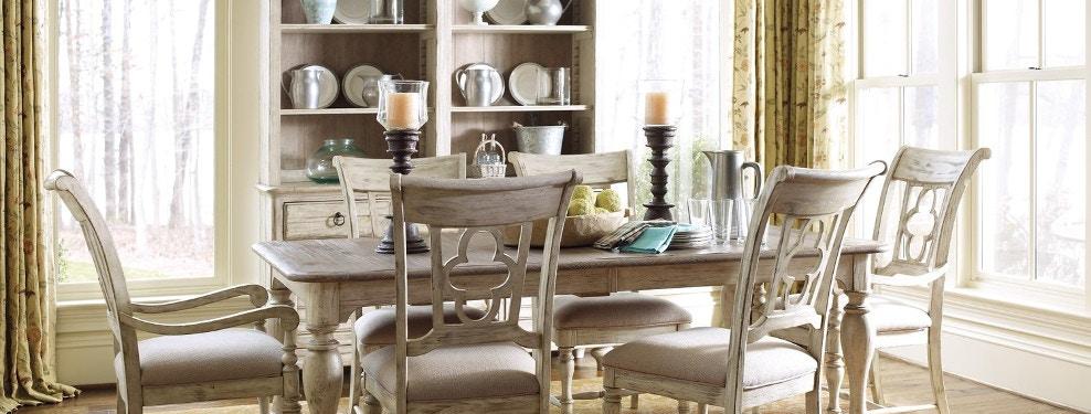 Dining Room Russell S Fine Furniture Santa Clara Ca